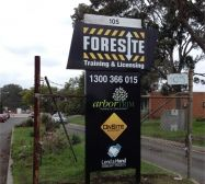 Foresite Signs