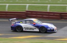 Parramatta Smash Repairs Cup Car