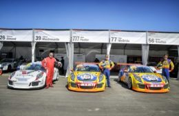 Sonic Carrera Cup Cars