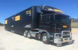 Trofeo Pirelli Truck (A and B Trailers)