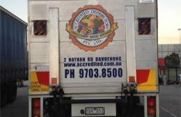 Vehicle Signage