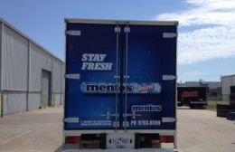 Mentos Truck