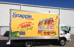 Snapple Truck