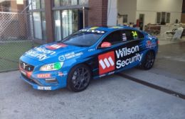 Wilson Security Display Car