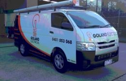 Goland Electrical Van