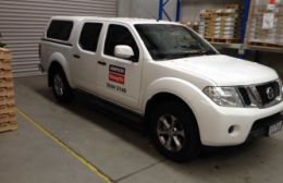 Simpson Strong Tie Navara