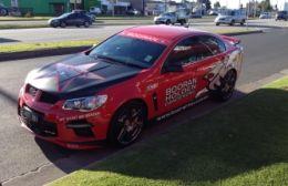 Booran Holden HSV
