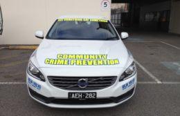 Bilia Volvo Crime Prevention S60