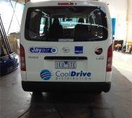 Cooldrive HiAce Van
